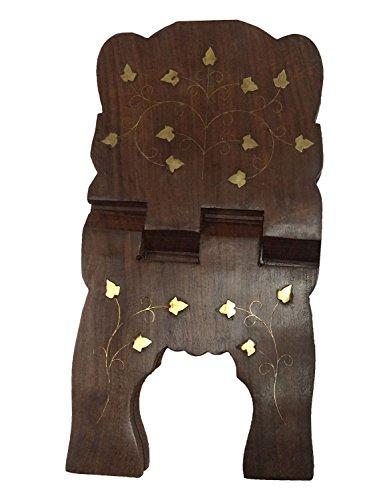 i & Weihnachtsgeschenk aus Holz Klappständer klein (Religiöse Weihnachtsgeschenke)