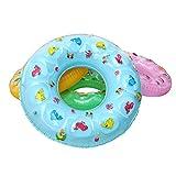 YHYZ Schwimmringe Kinder Dicke aufblasbare Rettungsringe Schwimmen 3-6 Jahre Alten Jungen und Mädchen Schwimmbad Strand Spielen Spielzeug, 70 Schwimmrunden