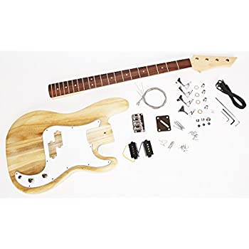 Rocktile DIY JB Bausatz E-Bass (\