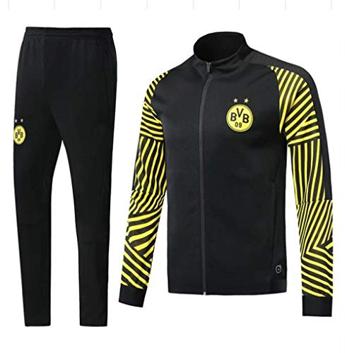 Sportswear-MZ Erwachsener Mann Fußballkleidung Langarm-Jacke Hosenanzug Klasse Service-Gruppe kaufen benutzerdefinierte Studentin Wettkampftraining Uniform Team Uniform-XL