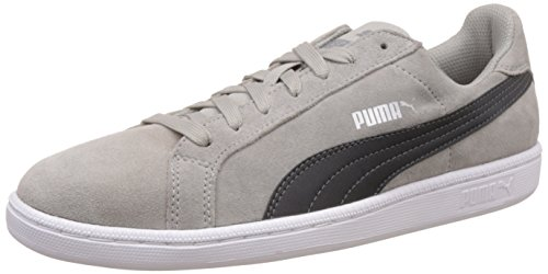 Puma Smash Sd, Baskets Mode Homme Gris (Drizzle/Asphalt)