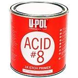U-Pol Products 0776 ACID#8 Etch Primer - 1 Liter by U-Pol