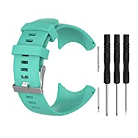 Watch Band for Suunto Core All Black, Meiruo Wristband Strap for Suunto Core All Black watch (Colour 3)