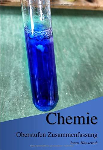 Chemie - Oberstufen Zusammenfassung