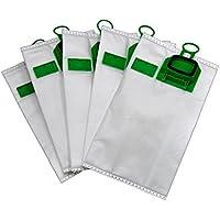 18 Staubsaugerbeutel, 5 lagig, aus hochwertigem Premium - Microvlies, für Allergiker geeignet, passend für Vorwerk - Kobold 140 / 150 / VK140 / VK150 / FP140 / FP150