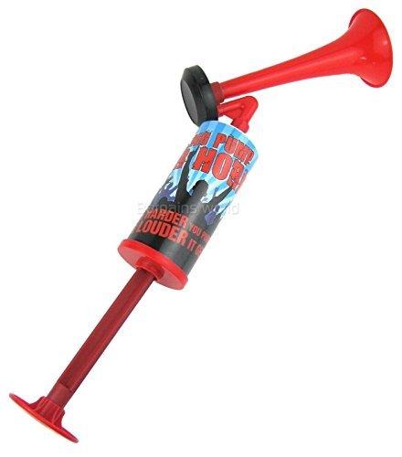 Silver Bullet Trading Air Horn Hand Pumpe Fußball Festival Nebel Horn Extrem Laut-Neue Modell 2013