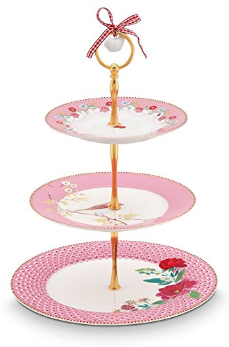 PiP Studio Etagere Floral | Pink - one size