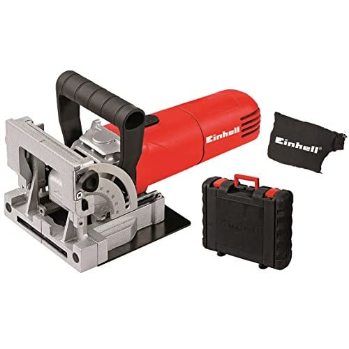 41x 9cILV8L. SS500  - Einhell TC-BJ 900 Complete Biscuit Jointer with Dust Bag
