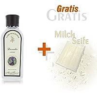 Preisvergleich für Ashleigh & Burwood Raumduft Lavender 500 ml und Gratis Milchseife 25 g