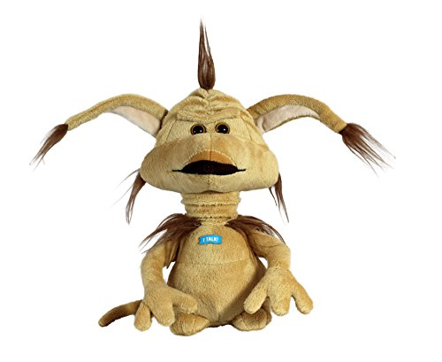 Jazwares SW03711 - Star Wars Collectors Edition Medium Plüschfigur mit Sound, Salacious Crumb