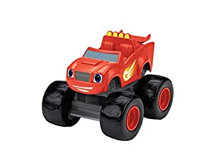 Blaze y los Monster Machines - Fisher-Price Blaze parlanchín (Mattel DXB68)