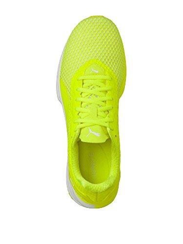 Puma Ignite 3, Chaussures de Running Compétition Homme Jaune