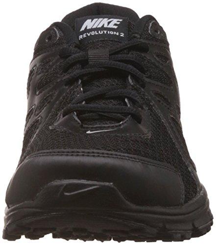 Nike Men's Revolution 2 MSL Black/Black - Wolf Grey Sport Shoes (6 UK) 7US 39EU