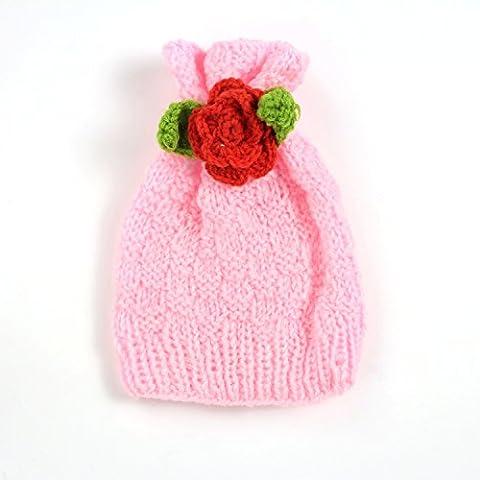 RUIURI Uncinetto fatto a mano a maglia