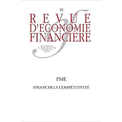 PME : Financer la compétitivité (Revue d'économie financière)