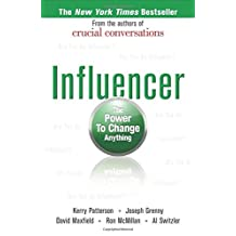 Influencer: The Power to Change Anything by Kerry Patterson (2007-09-13)