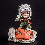 Toy Statue Naruto Toy Model Collezione di Personaggi dei Cartoni Animati Regalo Souvenir Model 11CM