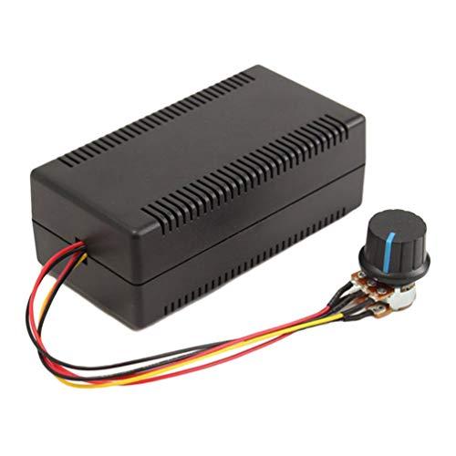 Preisvergleich Produktbild 9-50 V Pwm Hoo Dc Drehzahlregelungsplatine Dc Gouverneur 2000 Watt 40A Externer Schalter Regler Monitor Einstellbare Stufenlos für Bürstenmotor