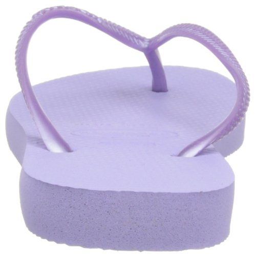 Havaianas Slim, Tongs Femme Violet (Lilac)
