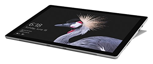 Microsoft KJR-00002 Surface Pro 12.3-Inch Convertible Tablet-PC - (Silver) (Intel Core i5 , 8 GB RAM, 128 GB SSD, Windows 10)