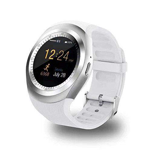 Preisvergleich Produktbild FATMOON Y1 Bluetooth smart watch telefon offen uhr handy für android, iphone, samsung galaxy note - serie, nexcus, htc usw