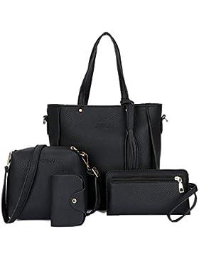 UKYI  women bag set, Damen Henkeltasche