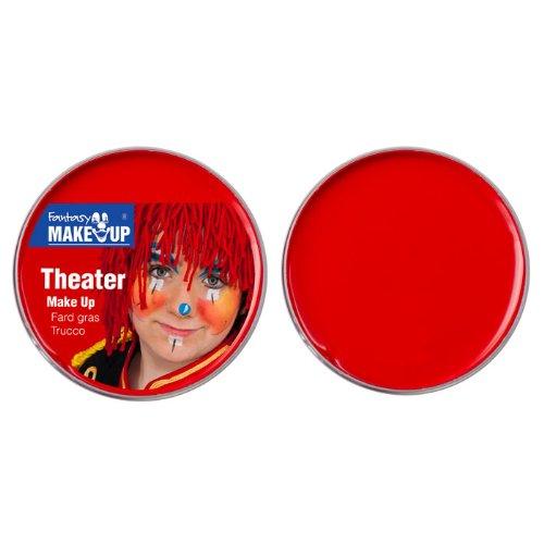 25g Theater-Make-up, weiß - 5