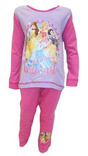 Disney Princess Schlafanzug Mädchen 18-24 Monate