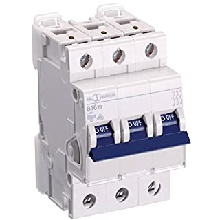 ABL Sursum Automatic fuses Line safety switch K 25 A 3-pin