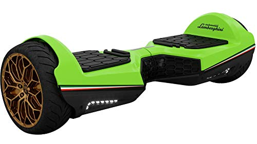 "Wheelheels Balance Scooter, Hoverboard, City-Cruiser, 6,5"" - Made In Germany (Grün)"