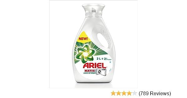 Ariel Matic Liquid Detergent - 2 l