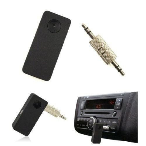 forepin Autoradio Bluetooth V3.0 Musik-Empfänger & Telefon-Empfänger für iPhone 4/5 iPad 3/2 iPod Touch HTC Samsung Nokia Sony Huawei (Car Kit, Bluetooth V3.0, A2DP, Stereo-Ausgang, AUX Auto, android phone) - Bluetooth car Kit