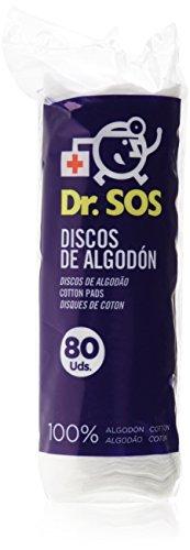 Dr. SOS Lot de disques de coton – 1920