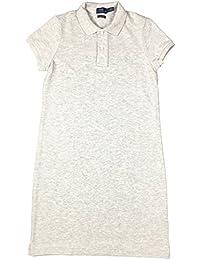 Polo Ralph Lauren Mujere Mini vestido de malla de WO