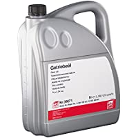 febi bilstein 39071 Getriebeöl für Direktschaltgetriebe (gelb) 5 Liter