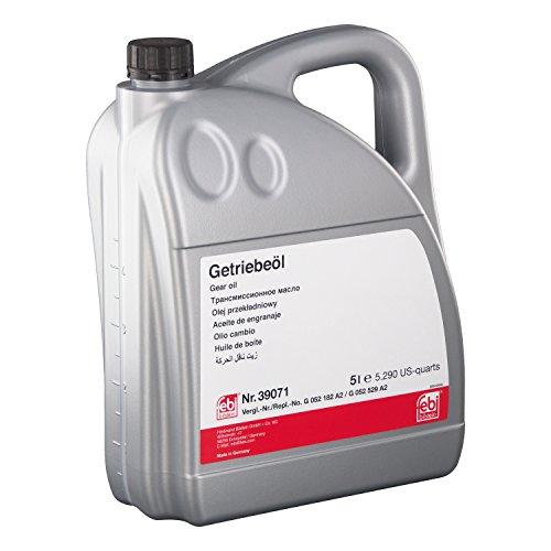 dsg getriebe oel febi bilstein 39071 Getriebeöl für Direktschaltgetriebe (gelb) 5 Liter