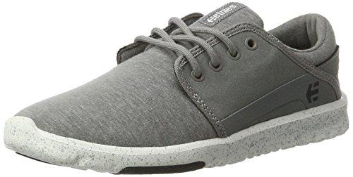 Etnies Scout, Sneakers Basses Homme, Noir Grau (Grey/Navy/White)