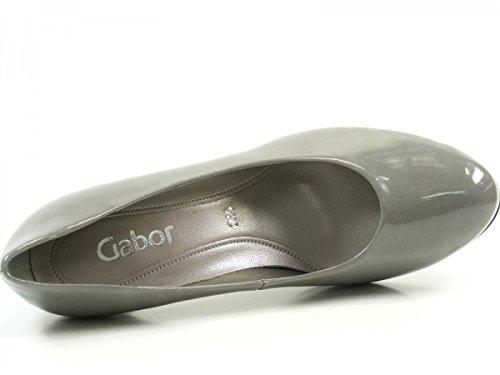 Gabor Shoes 55.210 Damen Geschlossene pumps Grau