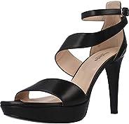 Nero Giardini Sandali Scarpe da Donna E012820DE con Tacco Alto Eleganti Pelle