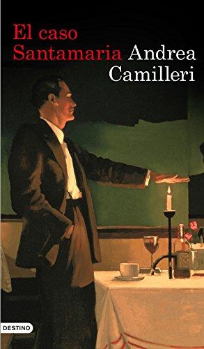 El caso Santamaria (Volumen independiente nº 1)
