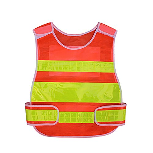 Gogo Warnweste, Mesh, Workwear Uniform für Konstruktion Traffic Polyester Traffic Safety Vest