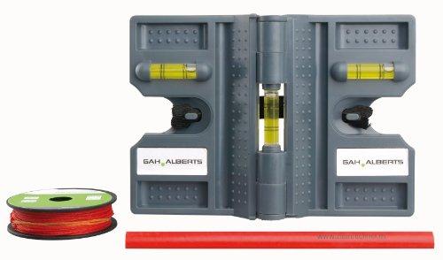 Gah-Alberts 212087 Montagehilfe für Pfostenträger und Bodenhülsen