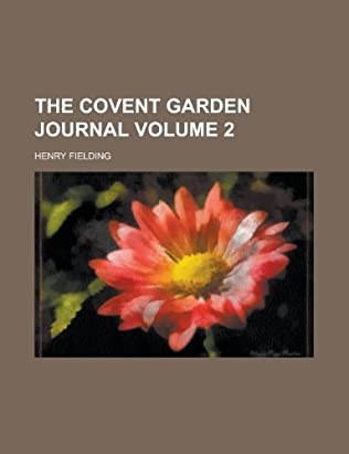 book cover of The Covent Garden Journal