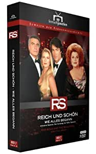 Amour, gloire et beauté (Ep. 26-50) / The Bold and the Beautiful - How It All Began (Ep. 26-50) - 5-DVD Box Set ( Bold and the Beautiful - Box 2 - Episodes 26-50 ) ( Bold & the Bea [ Origine Allemande, Sans Langue Francaise ]