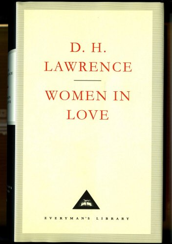 Women In Love (Everyman's Library Classics)