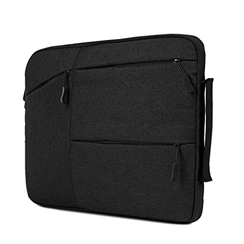 iCasso Schützend Weich Handtasche Tragetasche Notebooktasche Laptop sleeve Einfachen Stil Hülle für Laptop / Dell / Surface / MacBook, Notebook und Tablet / Lenovo / Samsung (11-13.3 - Tablet-fall Samsung 12