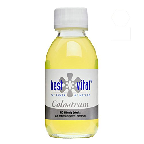 best vital Bio Colostrum Extrakt 125ml