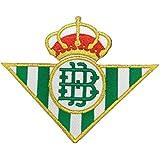 Gemelolandia | Real Betis Balompié Gemelos para Camisa Betis Pin del Betis Parche ropa Betis Llavero Betis | Muy Adherentes |