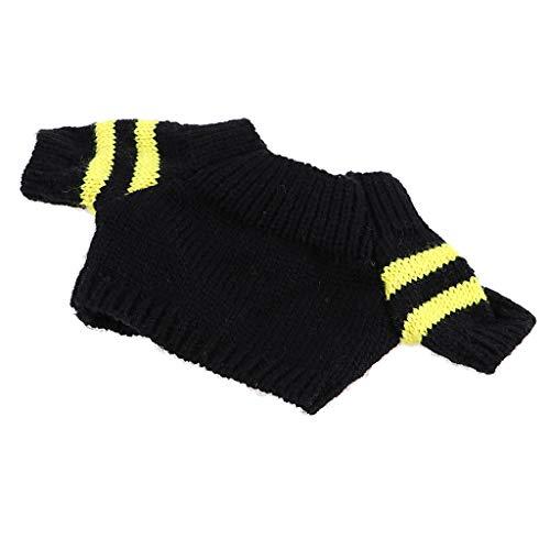 P Prettyia Schöne Kleid / Pullover / Kurze Hosen für für 25 cm Mellchan Puppe Kleidung Zubehör - # ()