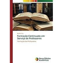Formação Continuada em Serviço de Professores